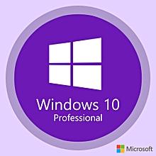 Windows 10 pro - 64 Bit