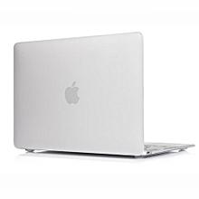 "For 12"" Macbook Case, Matt Hard Rubberized Cover For A1534 Macbook 12 Inch, Transparent"