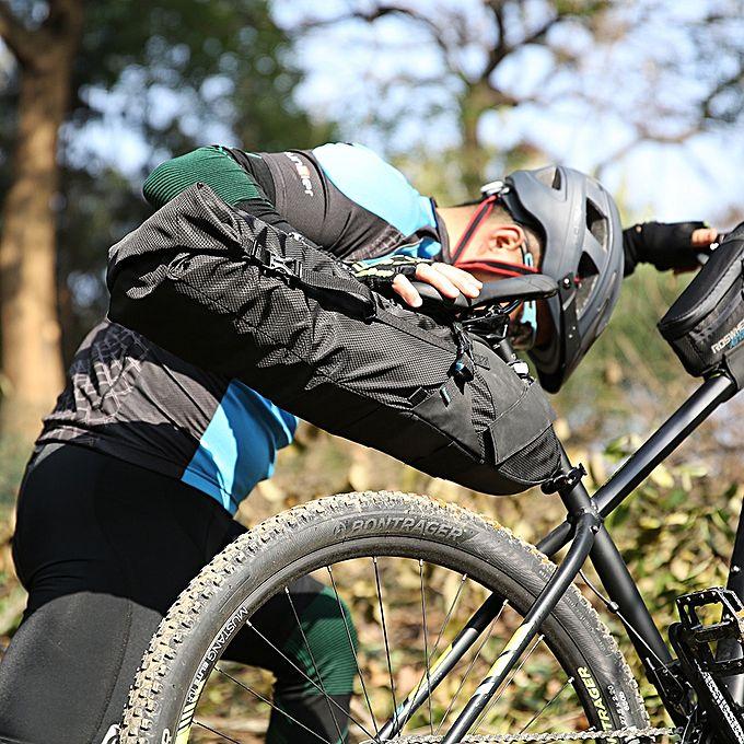 Exercise Bike Jumia Kenya: ROSWHEEL 131372 Water-resistant 10L Bike Tail Bag Bicycle