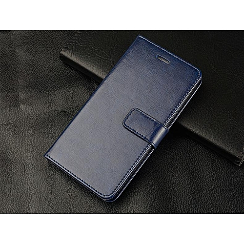 pick up 01da2 66e36 Leather Flip Cover Wallet Cover Case For Huawei Honor 8 Lite