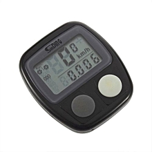 NEW Bike Cycling Computer LCD Odometer Speedometer Stopwatch SD-548B