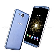 "XGODY 5.3"" Smartphone 3G/2G 4 Core Dual SIM Android 8GB Cell Phone un-locked HD GPS"