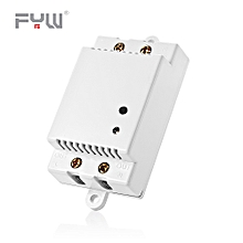 Touch Remote Wall Switch Receiver for Smart Control On-off - White