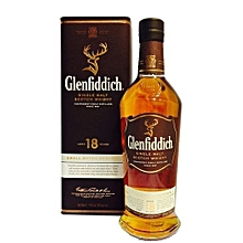 Glenfiddich 18yrs 750ml