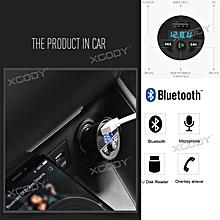 Bluetooth BT-C2 FM Transmitter Wireless Radio Adapter TF USB Charger MP3 Player