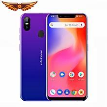 S10 Pro Mobile Phone 5.7 HD+ 19:9 Quad Core 2GB+16GB 13MP+5MP Android 8.1 4G Smartphone - Purple