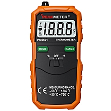 PEAKMETER PM6501 Professtional LCD Display K Type Digital Thermometer Temperature Meter Thermocouple