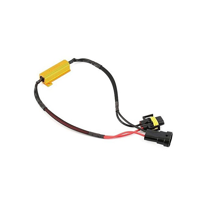 generic h7 h11 50w 6 ohm led drl fog light load resistor