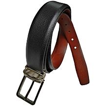 Revarsable belt