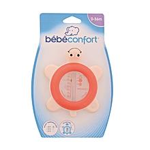 Bebe Confort Bath Thermometer Tortoise - Sorbet Pink