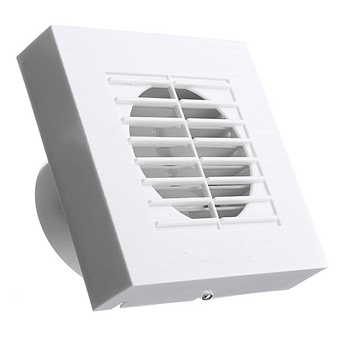 Kitchen Air Vent: Universal 12W 4inch Kitchen Bathroom Ceiling Wall Mount