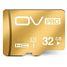 OV UHS I U3 3.0 Pro 32GB Class 10 Storage Memory Card TF Card for Mobile Phone