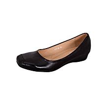 Black Women's Coat Shoes