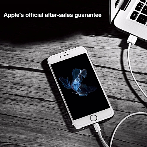 eb15a13c267386 Ugreen Mfi Certified Lighting Cable Charging Cable For Iphone 6splus 5s  Ipad White 1.5m