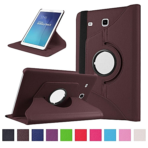 sports shoes 2fe95 f2637 Rotating Case for Samsung Tab E9.6 Tablet,Samsung T560nu Case,Samsung Tab e  9.6 Leather Case,Folio Case Cover for Samsung Galaxy Tab E T561 9.6inch ...