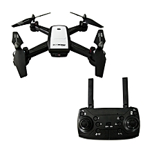 JDRC JD-X34F WIFI FPV With 2MP Dual Camera Optical Flow Positioning Foldable RC Drone Quadcopter RTF-OrangeDouble version