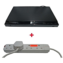 Usb Record And Play  - DVD Player with Red Lable   4-way socket extension cable - Black