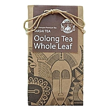 Oolong Tea Whole Leaf 50grm ( 2 Packets  )