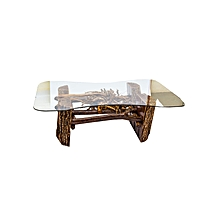 Bell Bottom Coffee Table