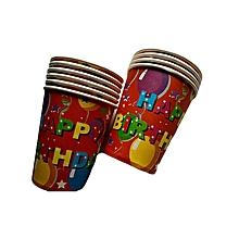 Happy Birthday Glasses - 10 Pack