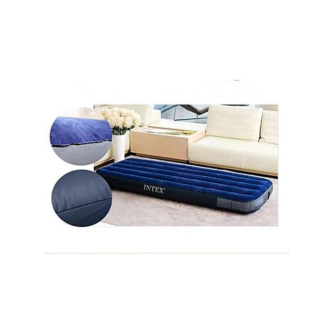 Air Sofa Rate: INTEX Generic Intex Inflatable Mattress Air Sofa Bed Pump