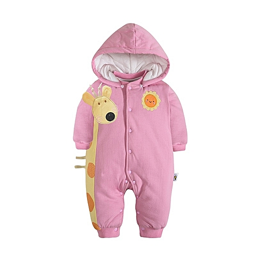 55b0e870844c Generic 2018 New pattern winter baby clothing