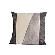 Patterned Decorative Pillow - Large - Multicolor