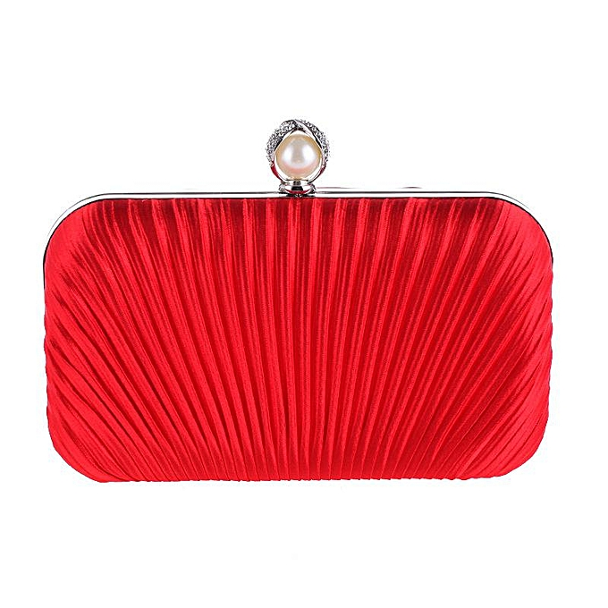 5dcbb2fc49 New Apricot Women's Bag Satin Shoulder Bag Bridal Wedding Evening Bag  Clutch Handbag Party Purse Makeup
