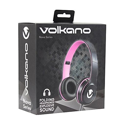 Nova Series Headphones - Pink