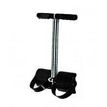 Tummy Trimmer - 1 Spring - Black
