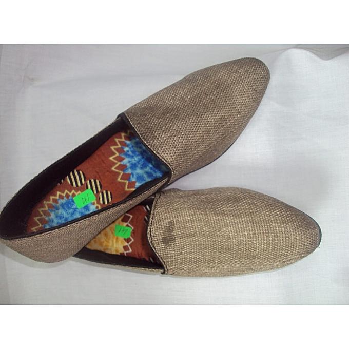 36867bcc2 Generic Ankara Shoes-multicolured   Best Price