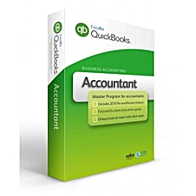 QuickBooks 2018 Accountant