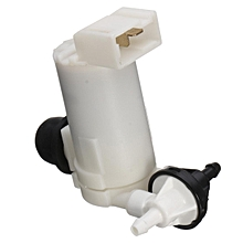 Front and Rear Windscreen Washer Fluid Pump For Nissan Xtrail Mk2 2007- 2014