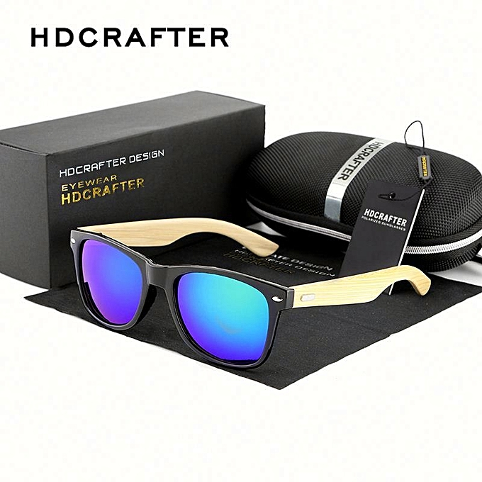 9c2690f1c1 HDCRAFTER Men Polarised Outdoor Fashion and Driving Sunglasses ...