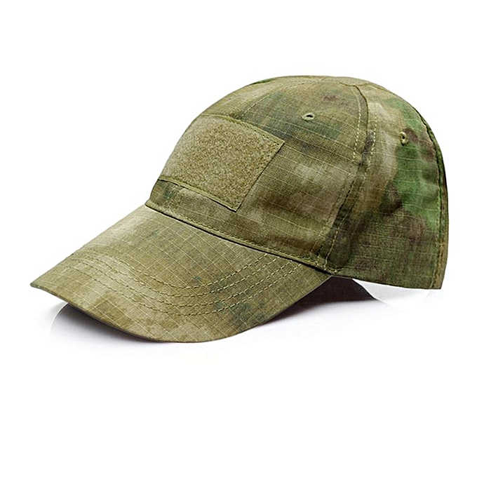 10cb86109 2019 Outdoor Sport Snapback Caps Camouflage Hat Simplicity Tactical  Military Army Camo Hunting Cap Hat For Men Adult Cap