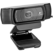 Webcam C920 HD Pro Webcam - Black