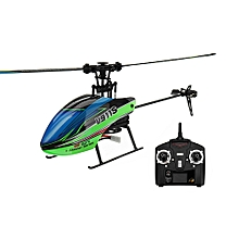 WLtoys V911S 2.4G 4CH 6-Aixs Gyro Flybarless RC Helicopter RTF -Mode 2 Left Hand Throttle