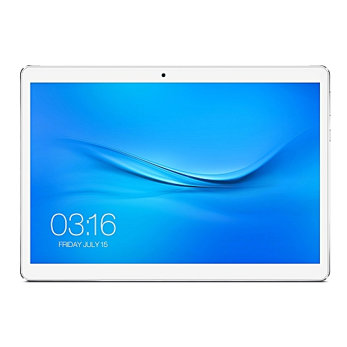 A10S Tablet PC 10.1 inch Android 7.0 MTK8163 Quad Core 1.3GHz 2GB RAM 32GB eMMC ROM Dual Cameras -WHITE