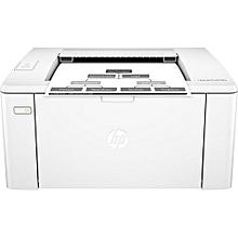LaserJet Pro M102a Printer (G3Q34A) - White