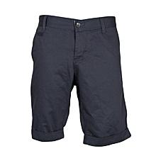 Dark Blue Dockers Style Shorts