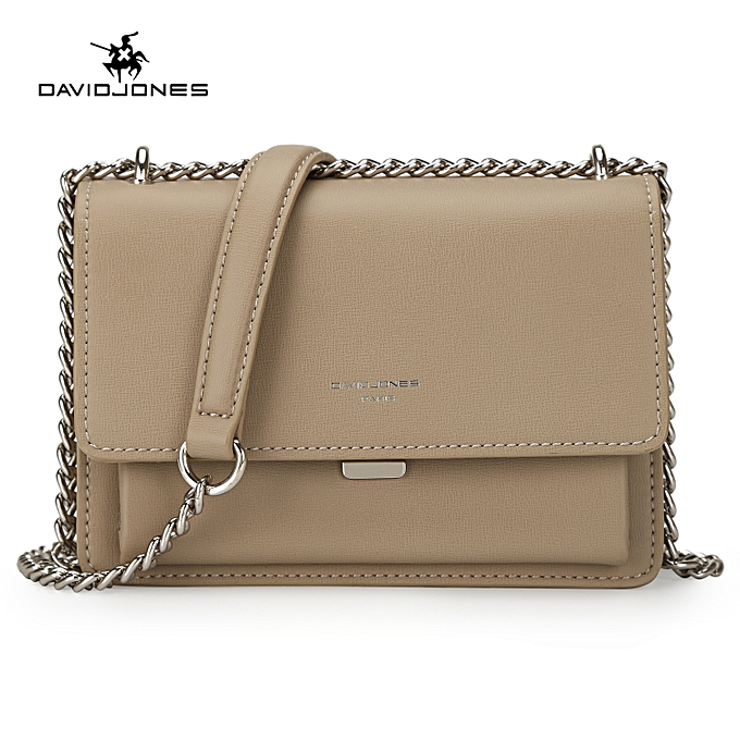 6a10f7696f55 PU Leather Women Shoulder Bags Crossbody Bag With Chain Fashion Messenger  Bag
