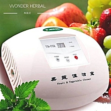 FRUIT AND VEGETABLE CLEANER