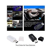 Mini USB Wireless BluetoothAudio Receiver 3.5mm AUX Music Adapter Car AUX Home Audio System