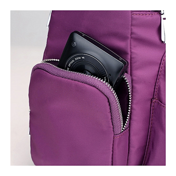 2d2424ad37 ... Multilayer Zipper Pockets Nylon Shoulder Bags Outdoor Sports Waterproof  Crossbody Bags Messenger Bag ...