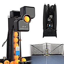 JT-A Table Tennis Robot Automatic Ping-pong Ball Machine Practice Recycle