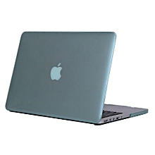 "13"" Pro With HDMI Port Case, Crystal Hard Rubberized Cover For 2012-2015 Macbook 13.3 Retina, Green"