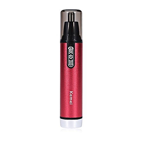Generic Dry Battery Nose Hair Trimmer Nostril Cleaner Best Price