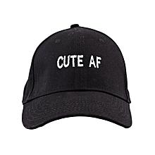 Black Cap ( Cute AF )