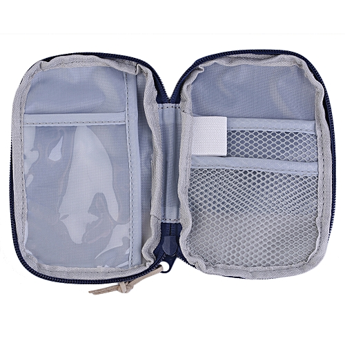 8635e58040c1 Allwin Outdoor Camping Home Survival Portable First Aid Kit Bag Case ...