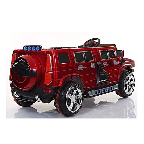 Generic Hummer Limo Style Children Ride On Car Best Price Online